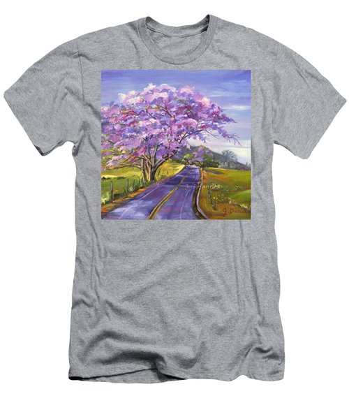 Some More #hawaii Dreaming... This Men's T-Shirt (Slim Fit) by Jennifer Beaudet