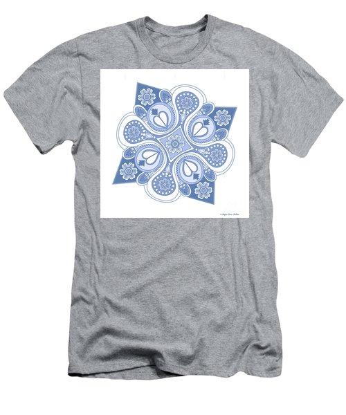 Something4 Men's T-Shirt (Slim Fit) by Megan Dirsa-DuBois