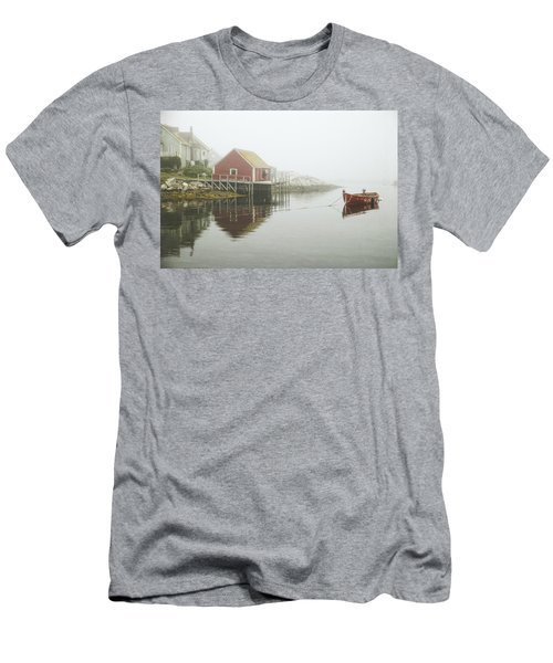 Sometimes We Need To Say Goodbye  Men's T-Shirt (Athletic Fit)