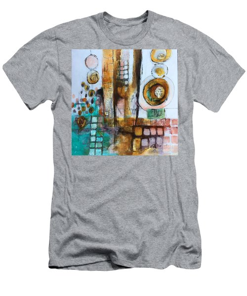 Song Men's T-Shirt (Slim Fit) by Karin Husty