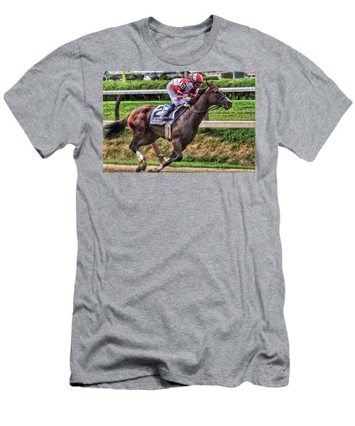 Songbird With Mike Smith Saratoga August 2017 Men's T-Shirt (Athletic Fit)