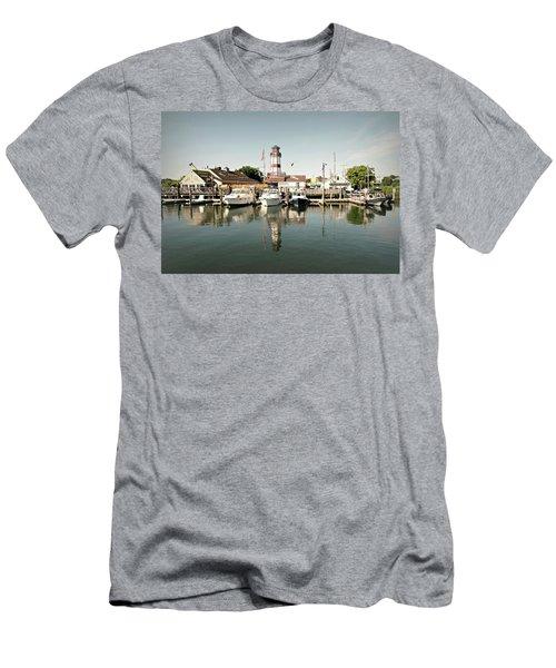 Sono Seaport Men's T-Shirt (Athletic Fit)