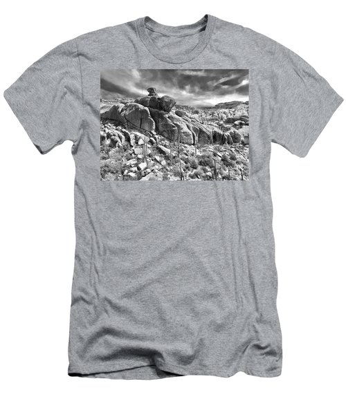 Sonora Desert Men's T-Shirt (Athletic Fit)