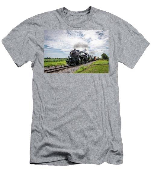 Soo 1003 At Darien Men's T-Shirt (Athletic Fit)