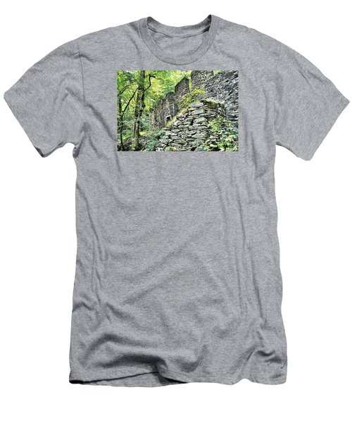 Sope Creek Mill Men's T-Shirt (Athletic Fit)