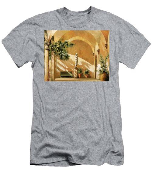 Sotto Il Portico Men's T-Shirt (Athletic Fit)