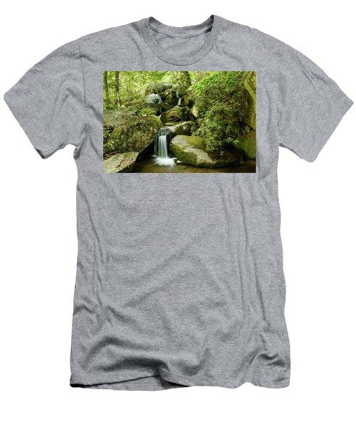South Mountains Rest Stop Men's T-Shirt (Athletic Fit)