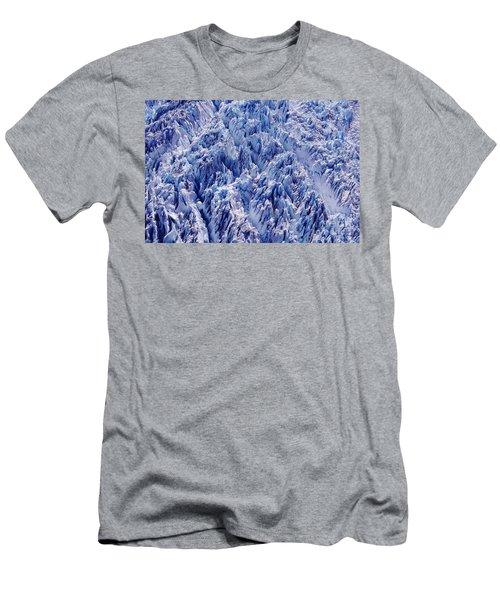 South Sawyer Crevasses Men's T-Shirt (Athletic Fit)