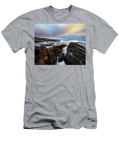South Swell Men's T-Shirt (Athletic Fit)