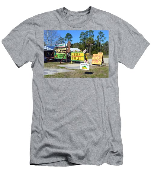 Southern Delights Men's T-Shirt (Slim Fit) by Carla Parris