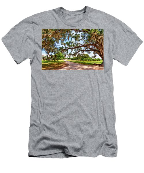 Southern Serenity Men's T-Shirt (Athletic Fit)