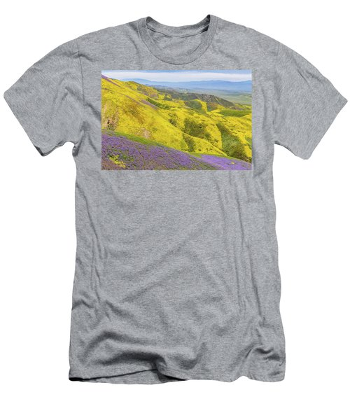 Men's T-Shirt (Slim Fit) featuring the photograph Southern View by Marc Crumpler