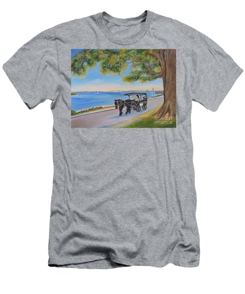 Southport Stroll Men's T-Shirt (Athletic Fit)