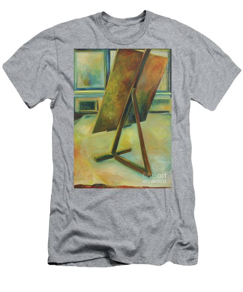 Space Filled And Empty Men's T-Shirt (Athletic Fit)