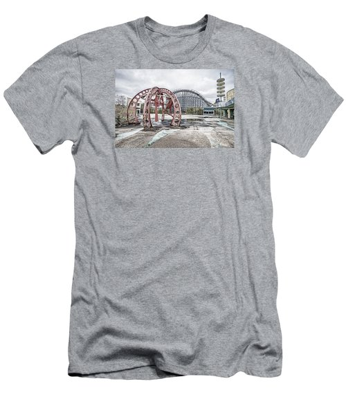 Men's T-Shirt (Slim Fit) featuring the photograph Spaced Out by Andy Crawford