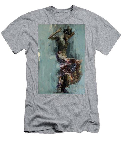 Spanish Culture 9 Men's T-Shirt (Athletic Fit)
