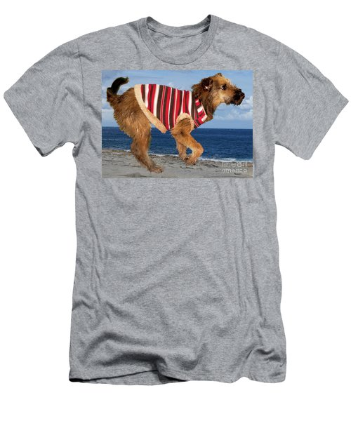 Sparky Men's T-Shirt (Athletic Fit)