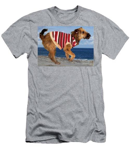 Sparky Men's T-Shirt (Athletic Fit)