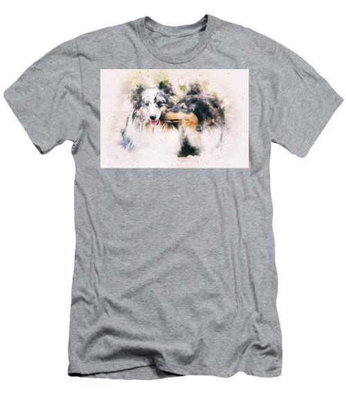 Special Kisses Men's T-Shirt (Athletic Fit)