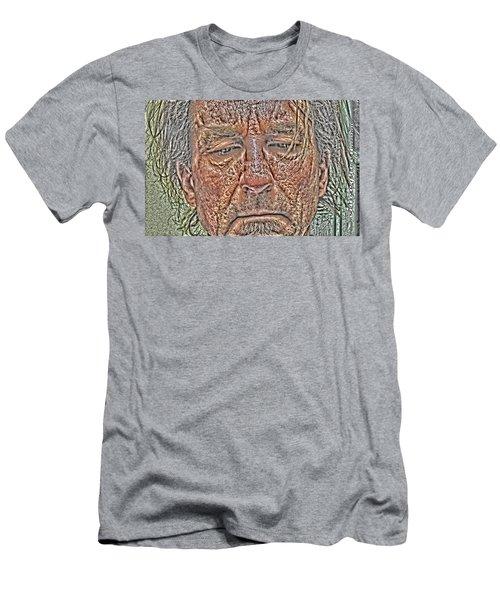 Spent Men's T-Shirt (Athletic Fit)