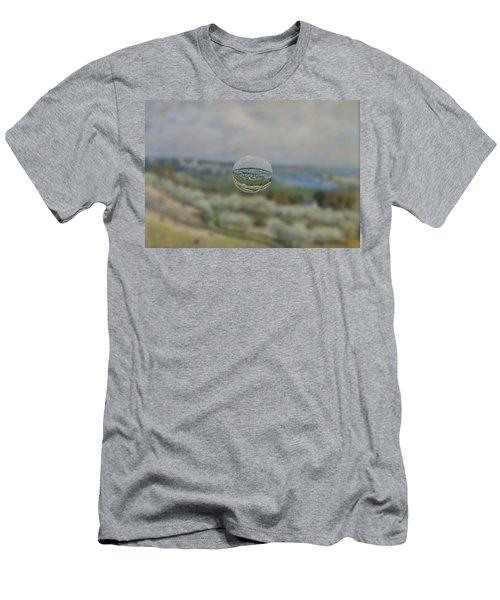 Sphere 24 Sisley Men's T-Shirt (Slim Fit) by David Bridburg