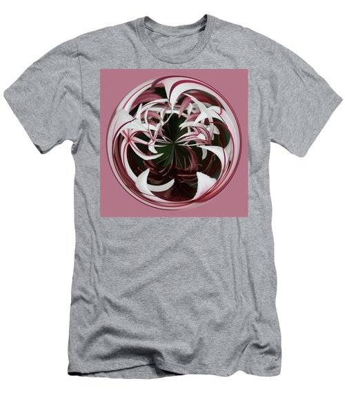 Spider Lily Orb Men's T-Shirt (Athletic Fit)