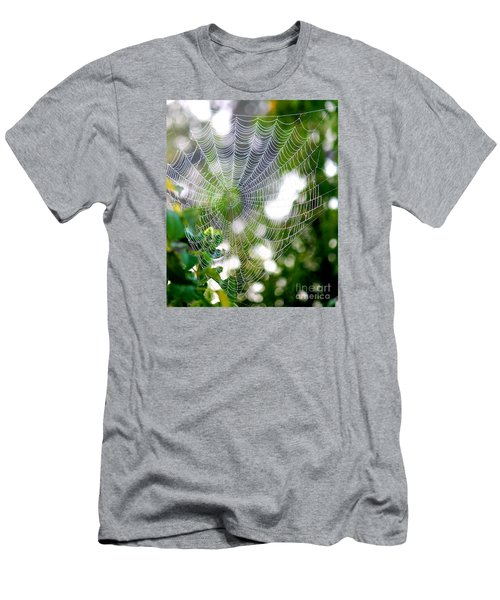 Spider Web 2 Men's T-Shirt (Athletic Fit)