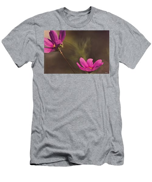 Spirit Among The Flowers Men's T-Shirt (Athletic Fit)