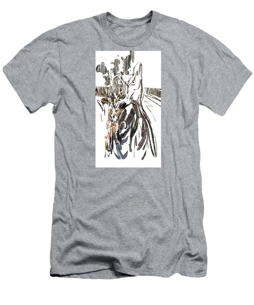 Spirit Animal . Owl Men's T-Shirt (Athletic Fit)