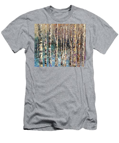Spirit Of Winter Men's T-Shirt (Athletic Fit)