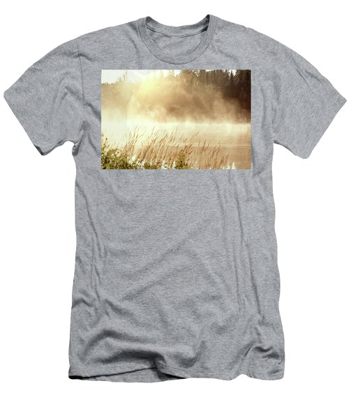 Spirit Wolf Men's T-Shirt (Athletic Fit)