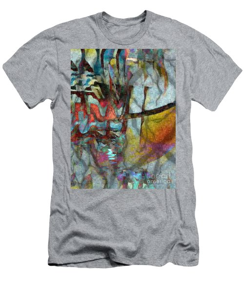 Men's T-Shirt (Slim Fit) featuring the photograph Spirit Quest by Kathie Chicoine