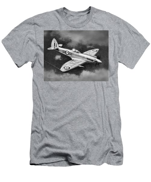 Spitfire Mark 22 Men's T-Shirt (Athletic Fit)