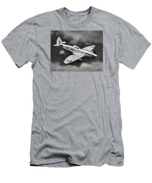 Spitfire Mark 22 Men's T-Shirt (Athletic Fit)