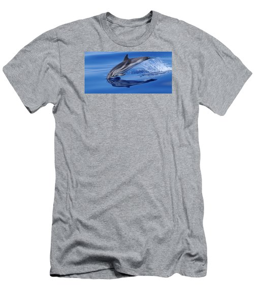 Splash Down Men's T-Shirt (Athletic Fit)