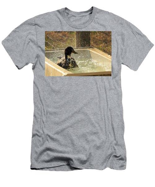 Splish Splash Men's T-Shirt (Athletic Fit)