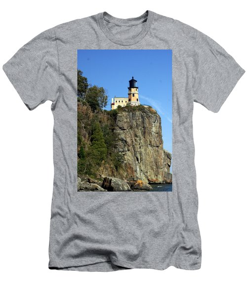 Split Rock 3 Men's T-Shirt (Athletic Fit)