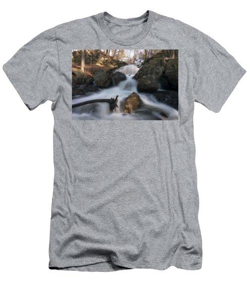 Splits Dreamy Men's T-Shirt (Athletic Fit)