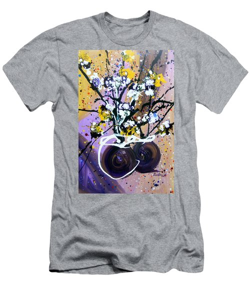 Spreading Joy Men's T-Shirt (Athletic Fit)