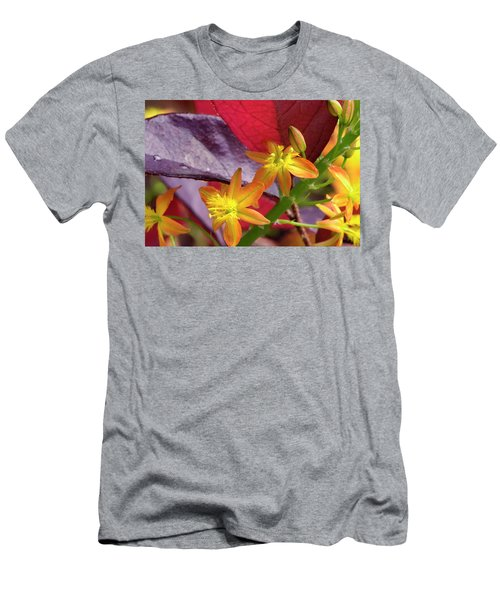 Spring Blossoms 2 Men's T-Shirt (Slim Fit) by Stephen Anderson