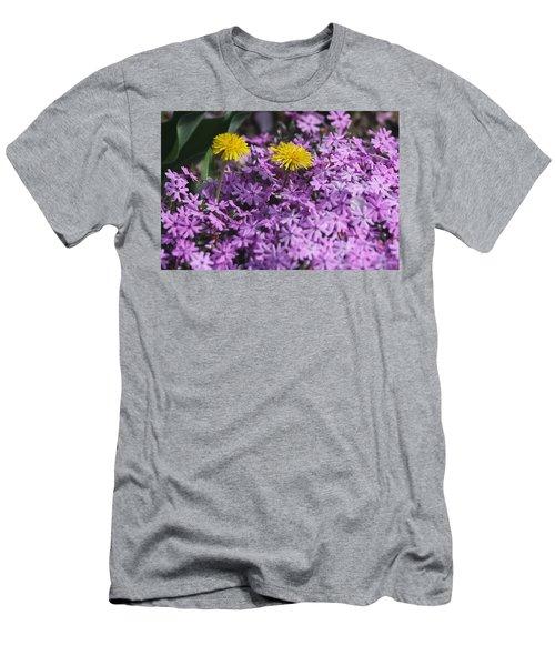 Spring Carousel Men's T-Shirt (Athletic Fit)