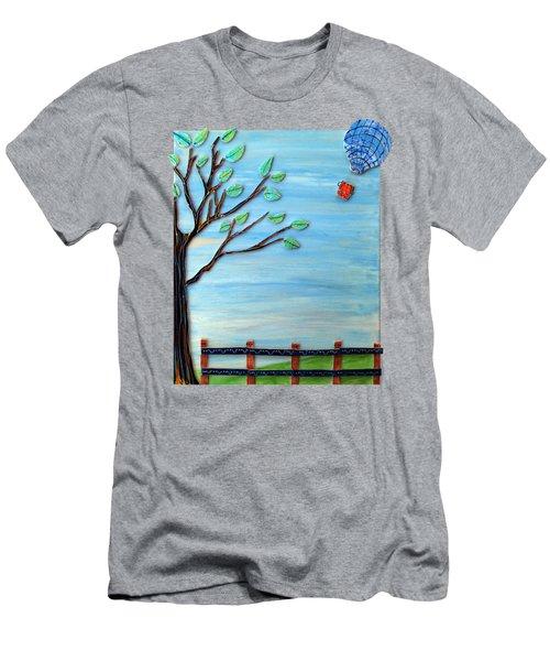 Spring Drifter Men's T-Shirt (Athletic Fit)