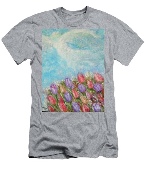 Spring Emerging Men's T-Shirt (Athletic Fit)