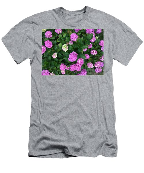 Spring Explosion Men's T-Shirt (Athletic Fit)
