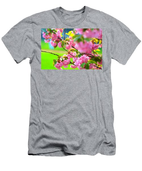 Spring Glory Men's T-Shirt (Athletic Fit)