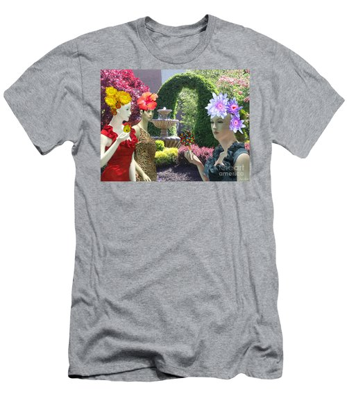 Spring In Bloom Men's T-Shirt (Athletic Fit)