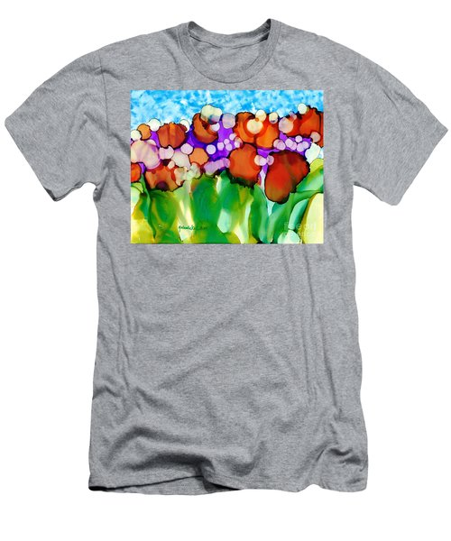 Spring In Charleston Men's T-Shirt (Athletic Fit)