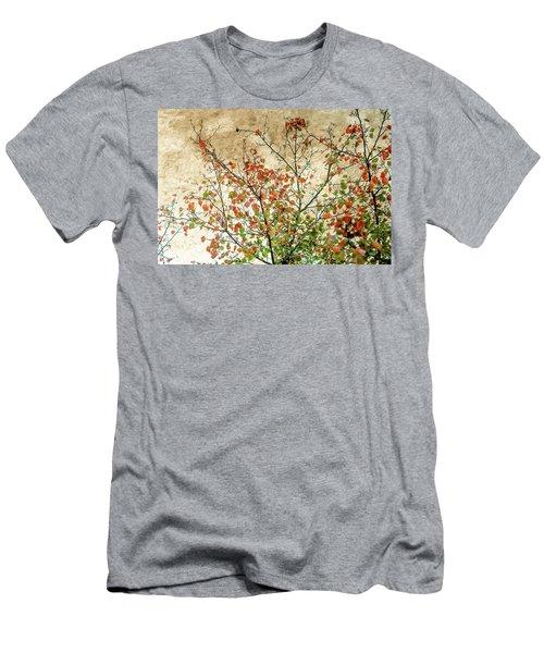 Spring Is Gone Men's T-Shirt (Athletic Fit)