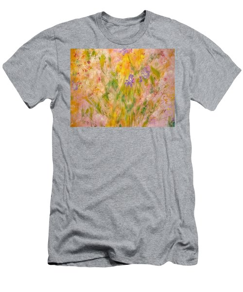 Spring Meadow Men's T-Shirt (Athletic Fit)