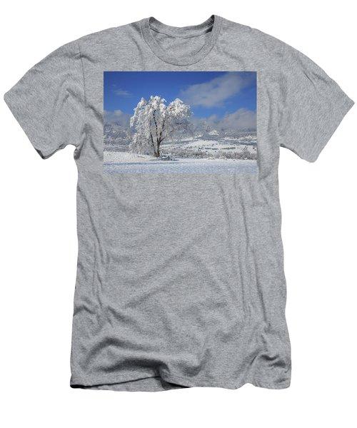 Spring Picnic Men's T-Shirt (Athletic Fit)